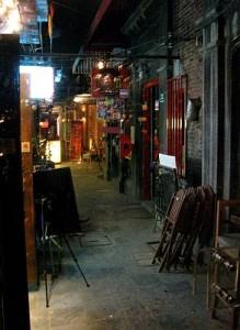 Luwan Alleyways
