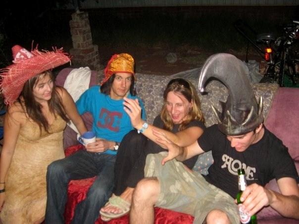 Instant hat party