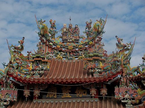 Taiwanese Temple Action