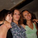 Yana, Irina and Yulia.  My three russian wives...