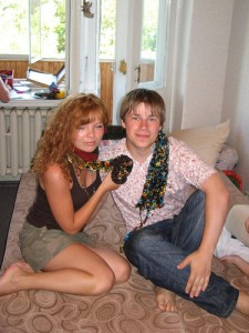 Masha and Pasha