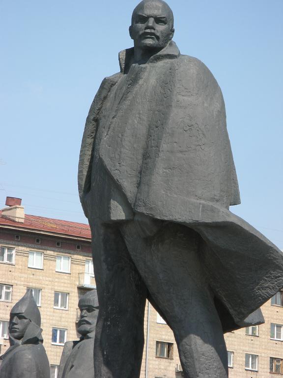 Lenin, Takoi Maladoi