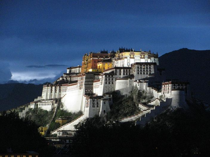 Potala Palace - The Dalai Lama's Spirtual Home